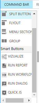 Adding Ribbon Workbench SmartButtons to the Unified Client