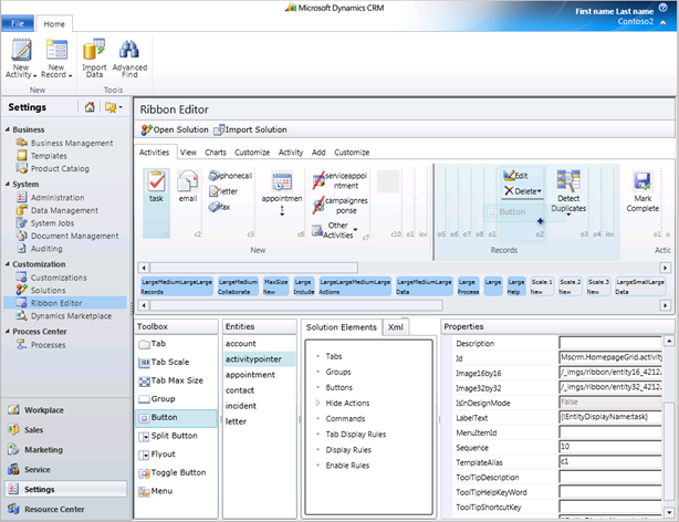 The future of Silverlight for Dynamics CRM